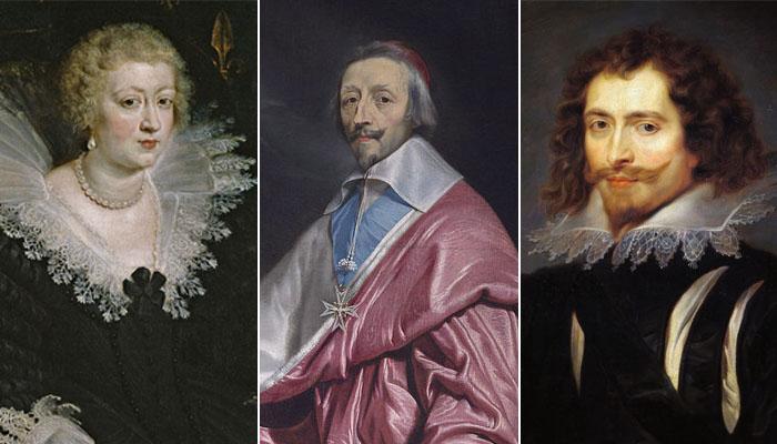 Как выглядели герои романа Александра Дюма «Три мушкетера»