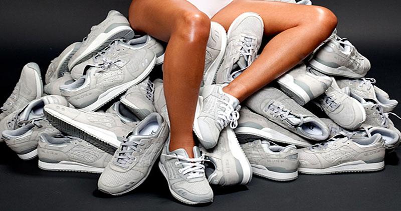 Кроссовки будущего, которые сами завязывают шнурки