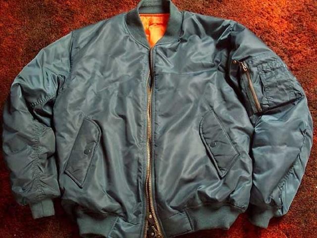 Лётная куртка MA-1 Bomber пилотов ВВС США