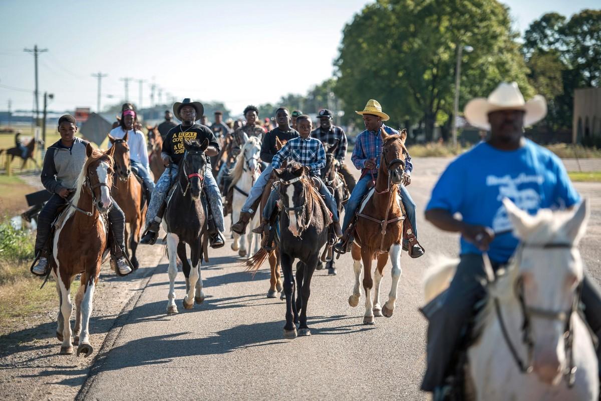Малоизвестная субкультура черных ковбоев Миссисипи