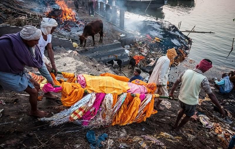 Некоторые шокирующие факты об Индии