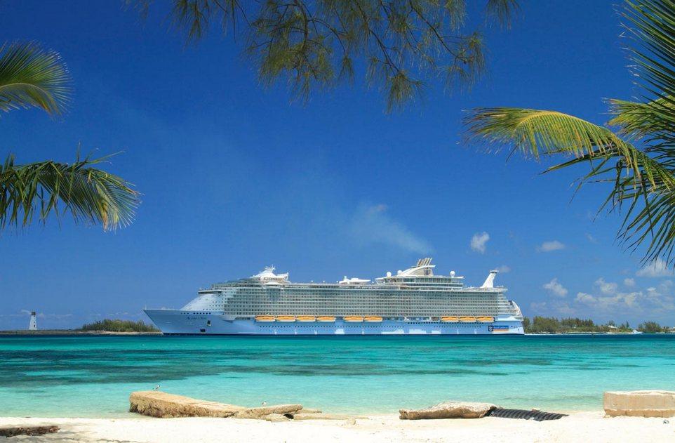 Работа мечты — путешествовать на круизном лайнере