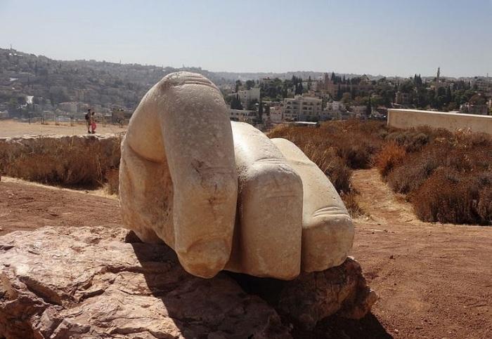 Рука Геркулеса — неразгаданная тайна в археологии