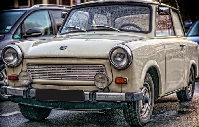 Trabant 601 — народный автомобиль из ГДР