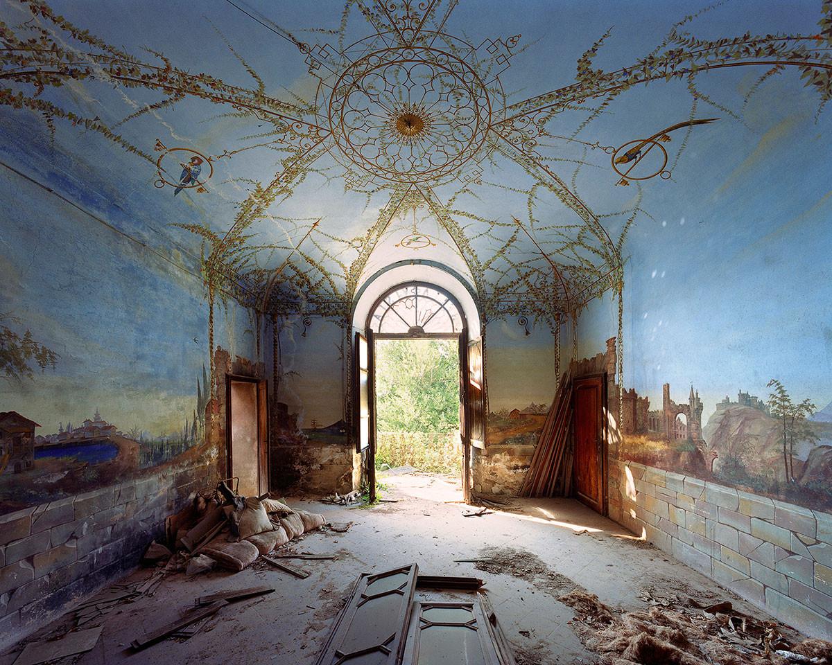 Заброшенные итальянские виллы в объективе Томаса Джориона
