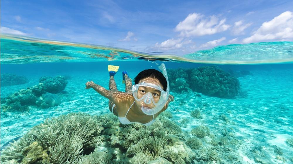 13 мест мира с самой прозрачной голубой водой