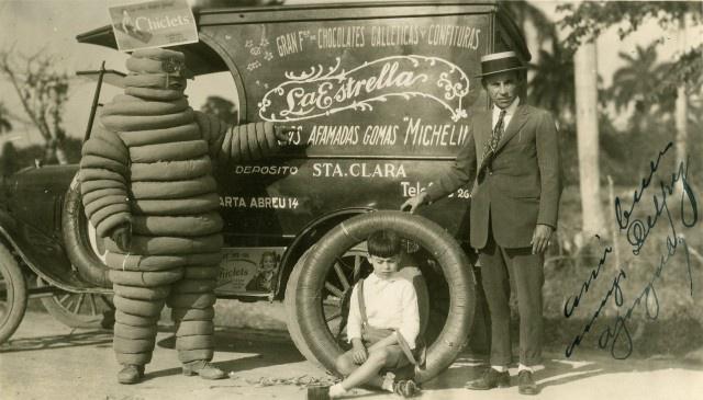 Архивные кадры из прошлого