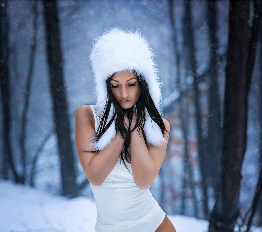 Чувственные снимки девушек от Кевина Биттроффа