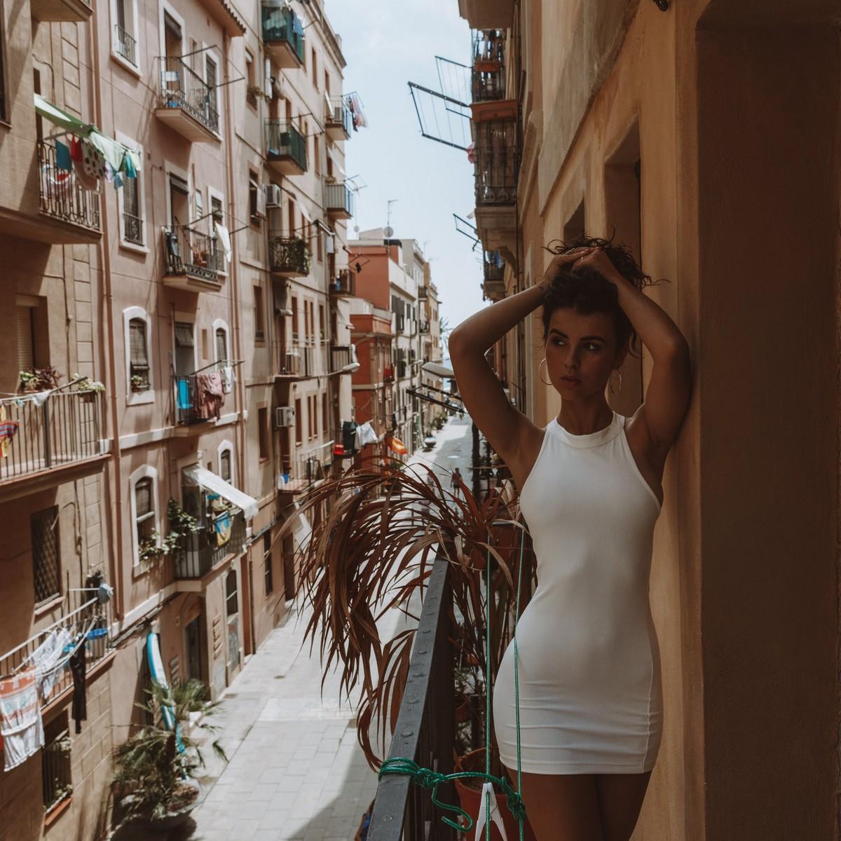 Чувственные снимки девушек от Клинта Падилла