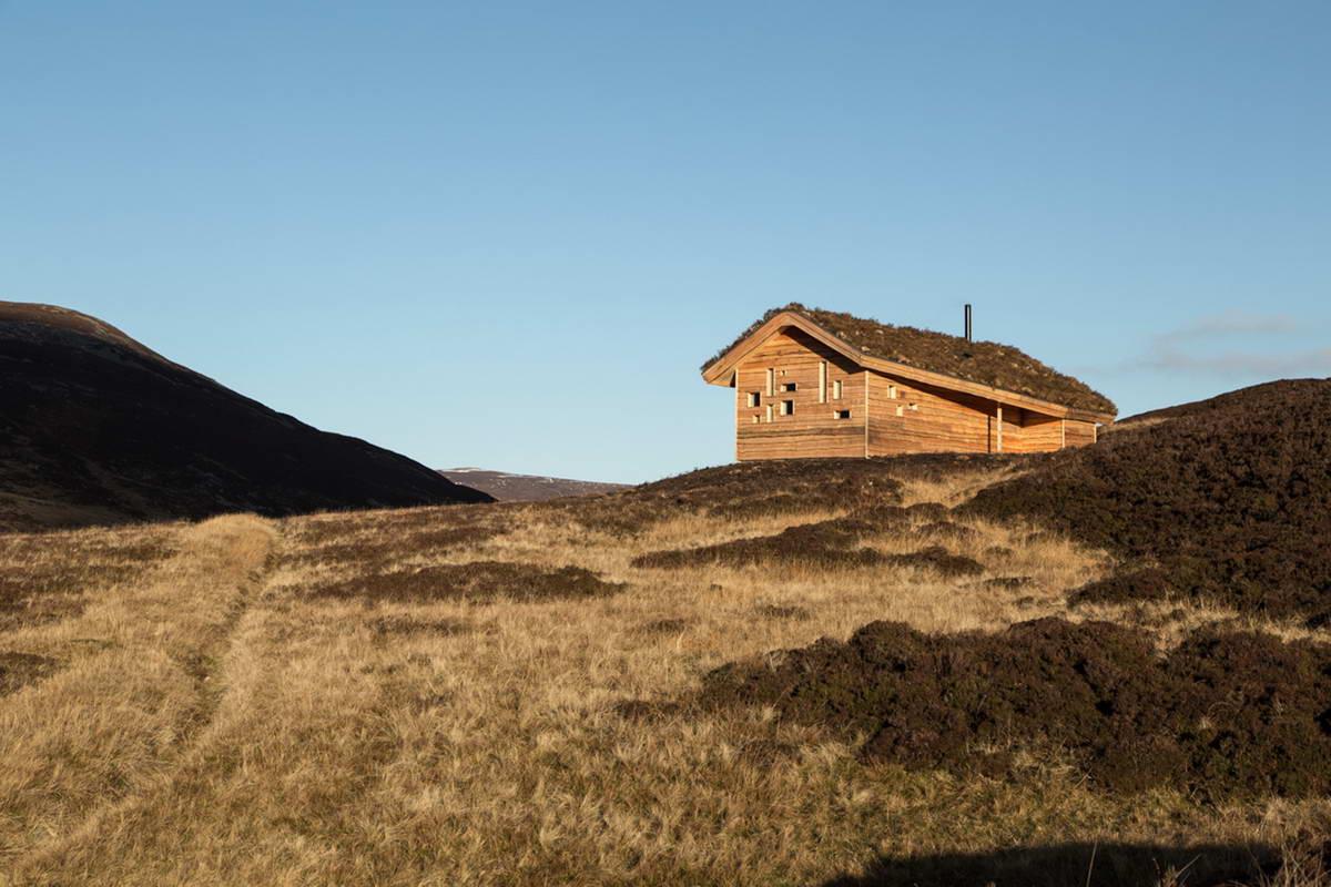 Домик для отдыха в Шотландии