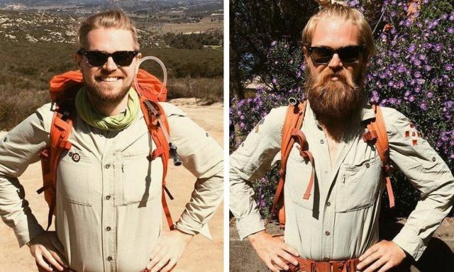 Интересные снимки в стиле «до и после»