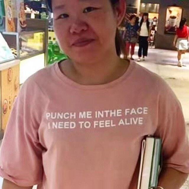 Китайская мода и надписи: когда не знаешь перевода