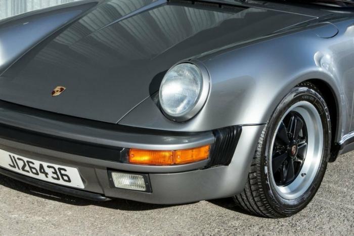 Porsche 911 Carrera Speedster 1989 — мечта коллекционера
