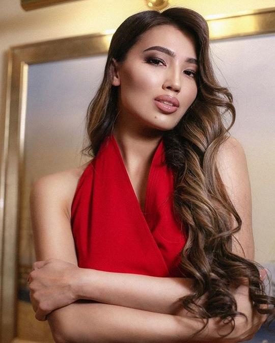 Участницы конкурса красоты «Мисс Казахстан — 2019»