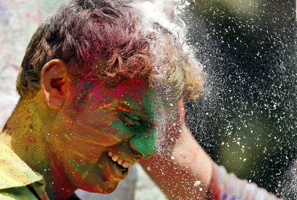 Холи — праздник весны в индуистской традиции