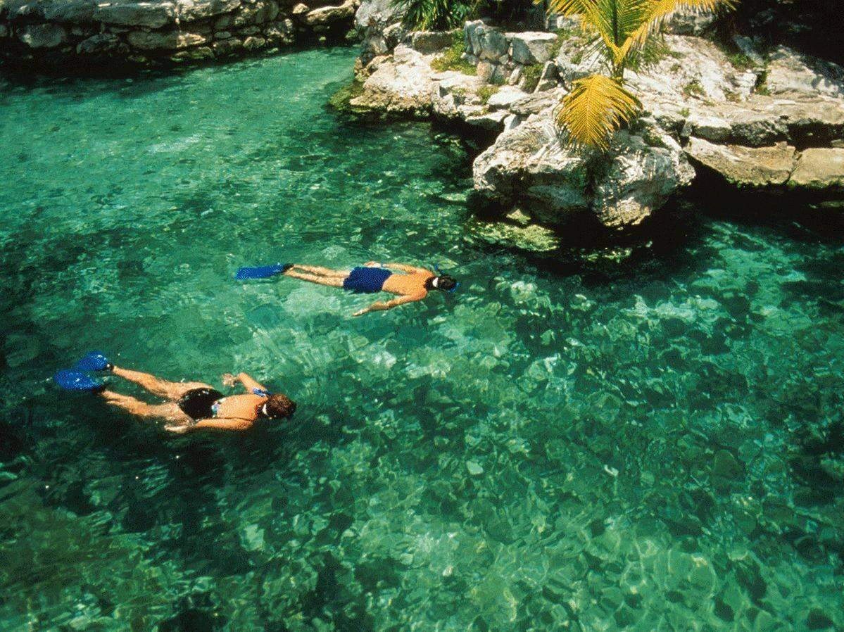 25 самых живописных в мире мест для сноркелинга