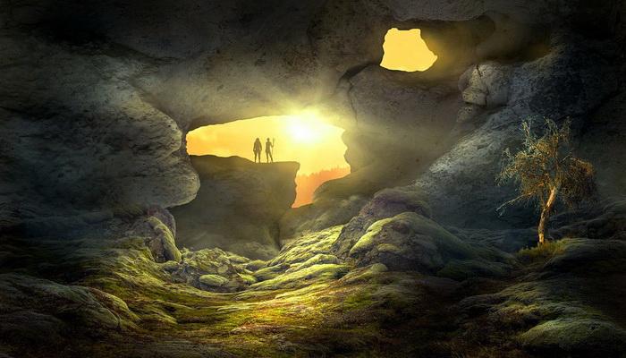 Что известно о мифической подземной стране Агарти