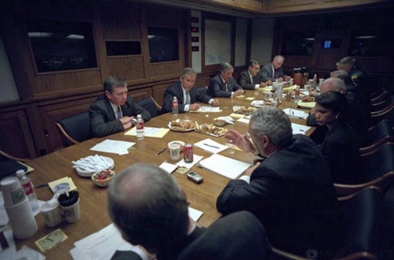 Главные секретные убежища правительства США
