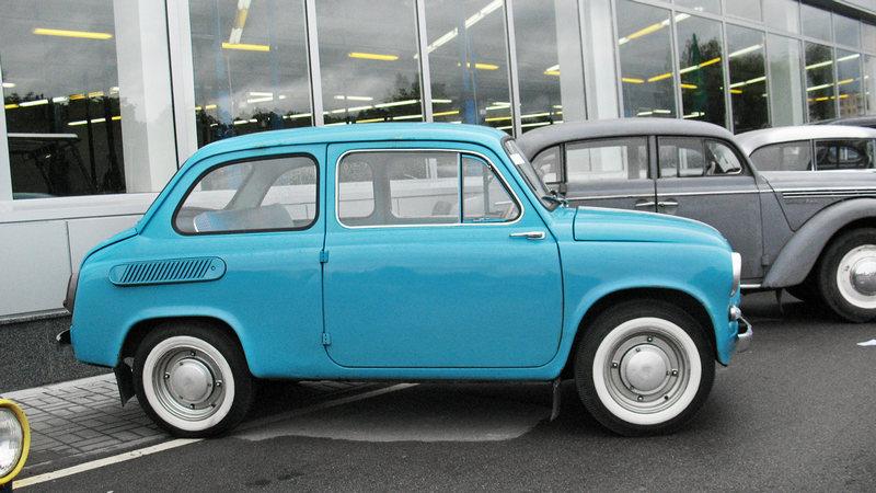 Интересное о самом маленьком советском автомобиле