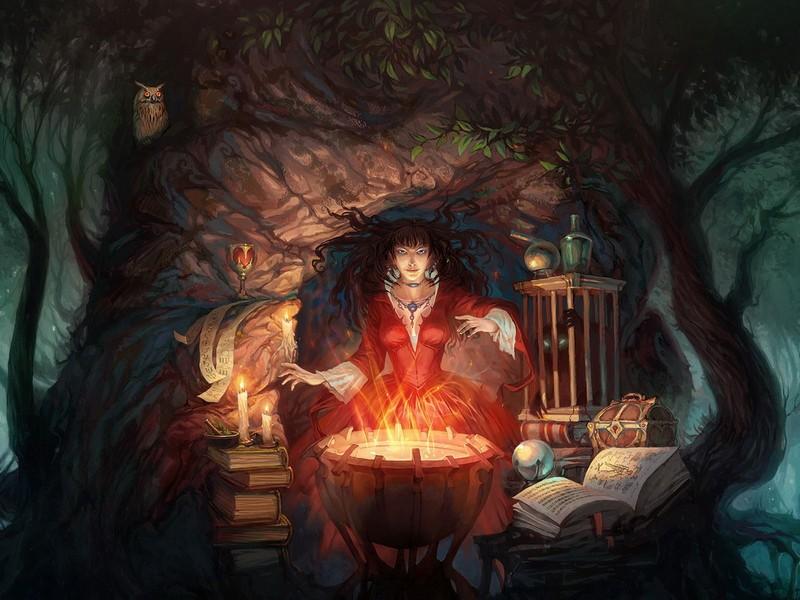 Интересные факты о магии и колдовстве