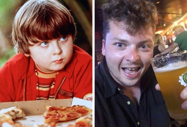Как сейчас выглядят дети-актеры, сыгравшие в известных фильмах