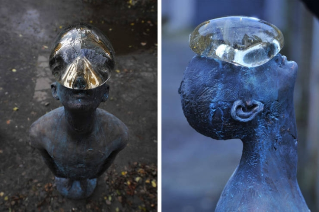 Креативные и удивительные скульптуры со всего мира