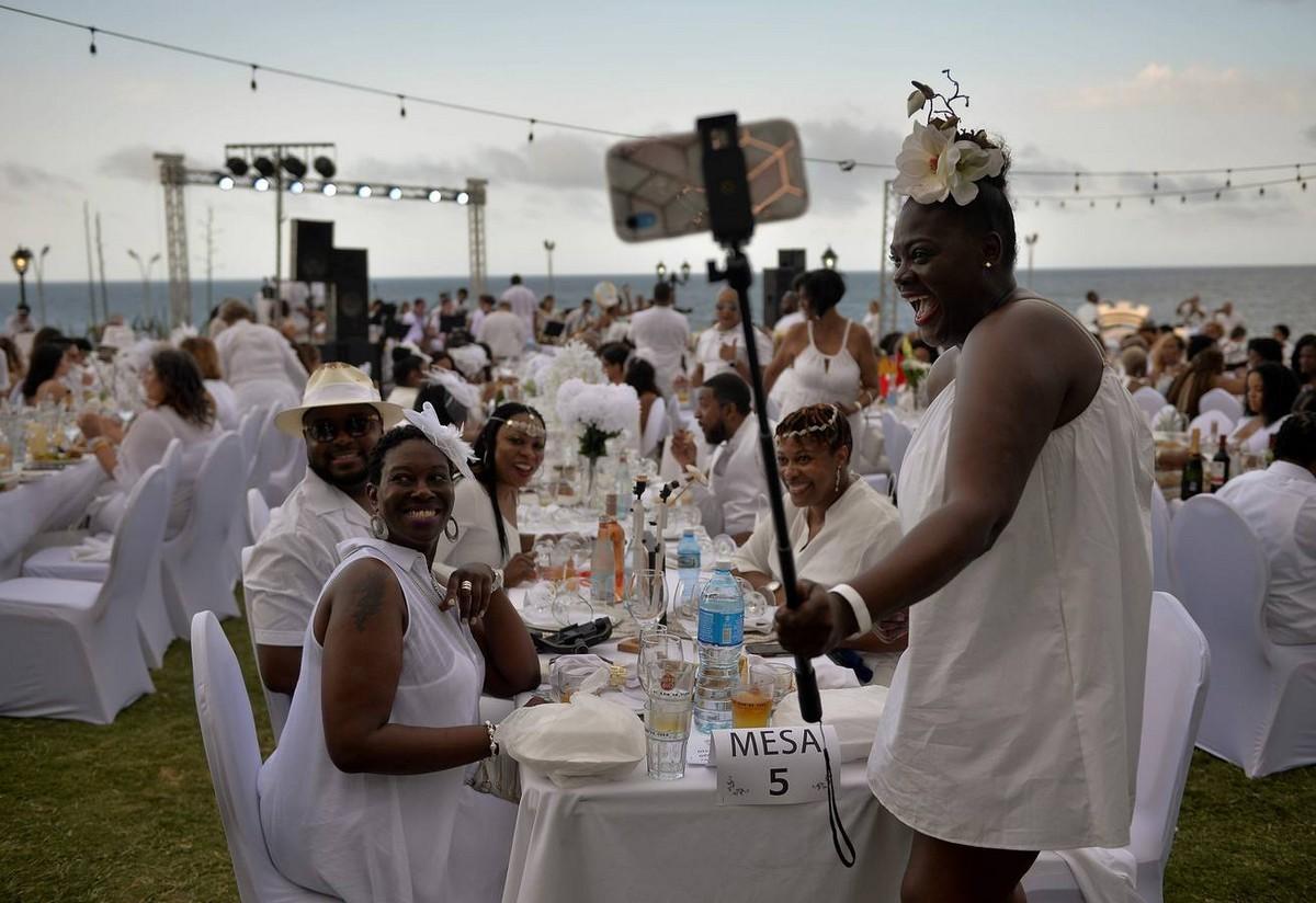 Мероприятие «Ужин в Белом» 2019 в Гаване