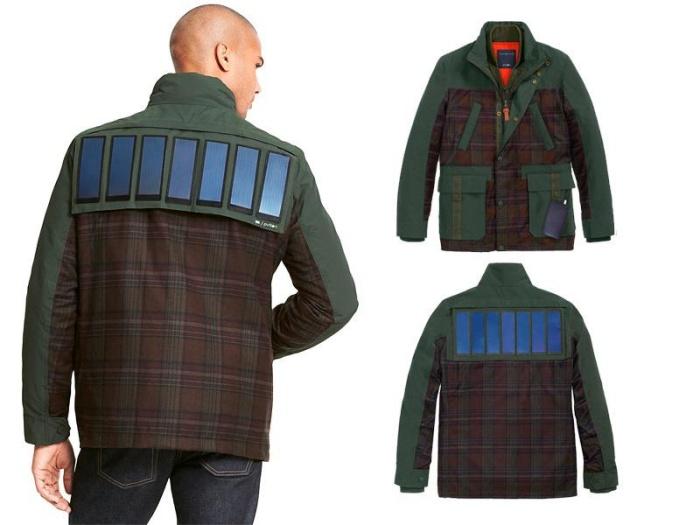 Новые технологии и модификации в одежде