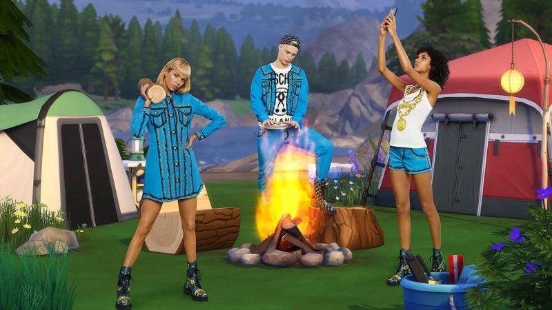 Одежда из видеоигры The Sims появилась в реальности