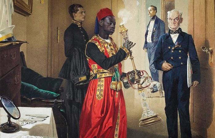Откуда появились темнокожие граждане в Российской Империи