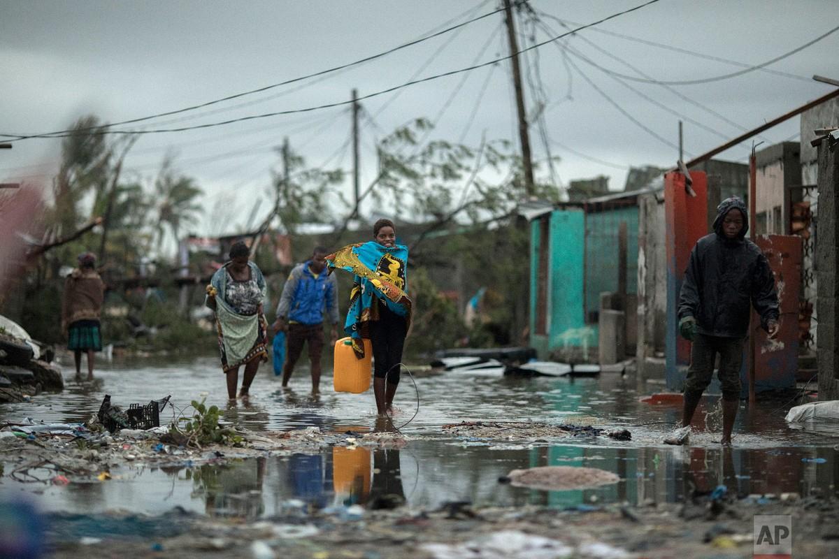 Повседневная жизнь в Мозамбике