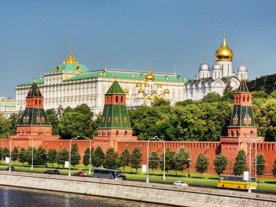 Правительственные резиденции разных стран мира