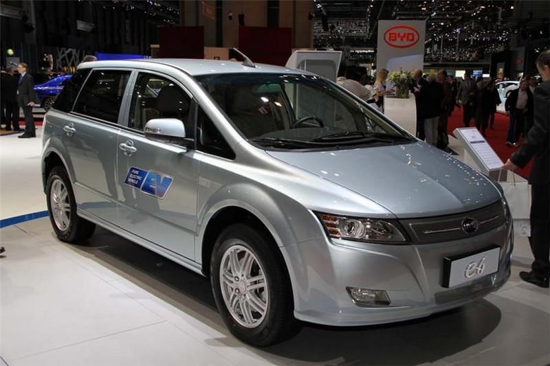 Самые доступные электромобили в России на 2019 год