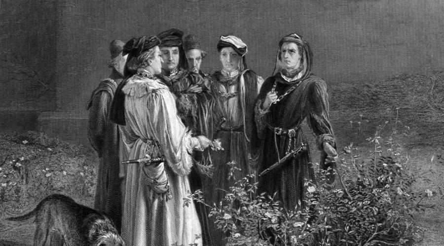 Смертоносные тайные спецслужбы Средневековья