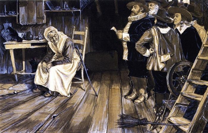 Теории о причинах охоты на ведьм в Европе