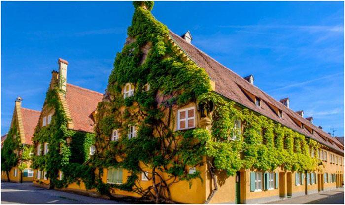Уникальный город в Германии, где можно арендовать жилье за 1 евро в год