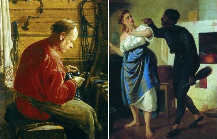 Забытые русские профессии из прошлого