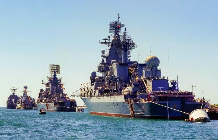 5 легендарных советских военных кораблей