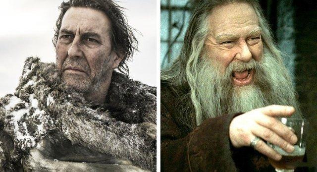 Актеры сериала «Игра престолов», которые снимались и в «Гарри Поттере»