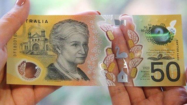 Банк Австралии запустил в оборот 46 миллионов купюр с опечаткой