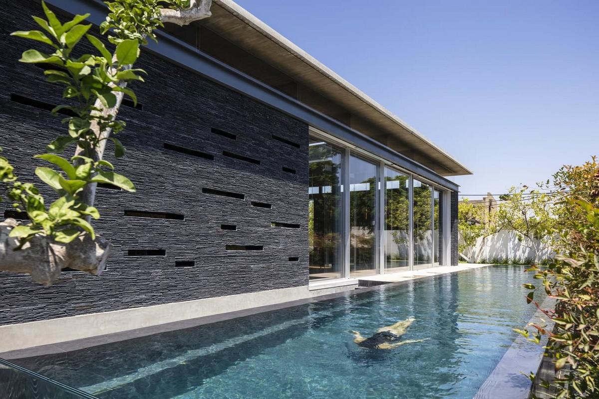 Частный дом в Тель-Авиве