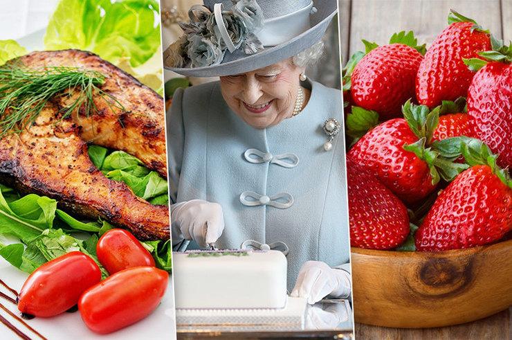 Чем питается королева Елизавета II