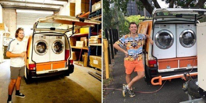 Два юных австралийца занялись чистой благотворительностью