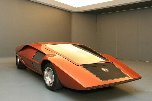 Футуристические автомобили 1970-х, которые так и не стали серийными