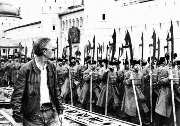 Исторические снимки СССР и России