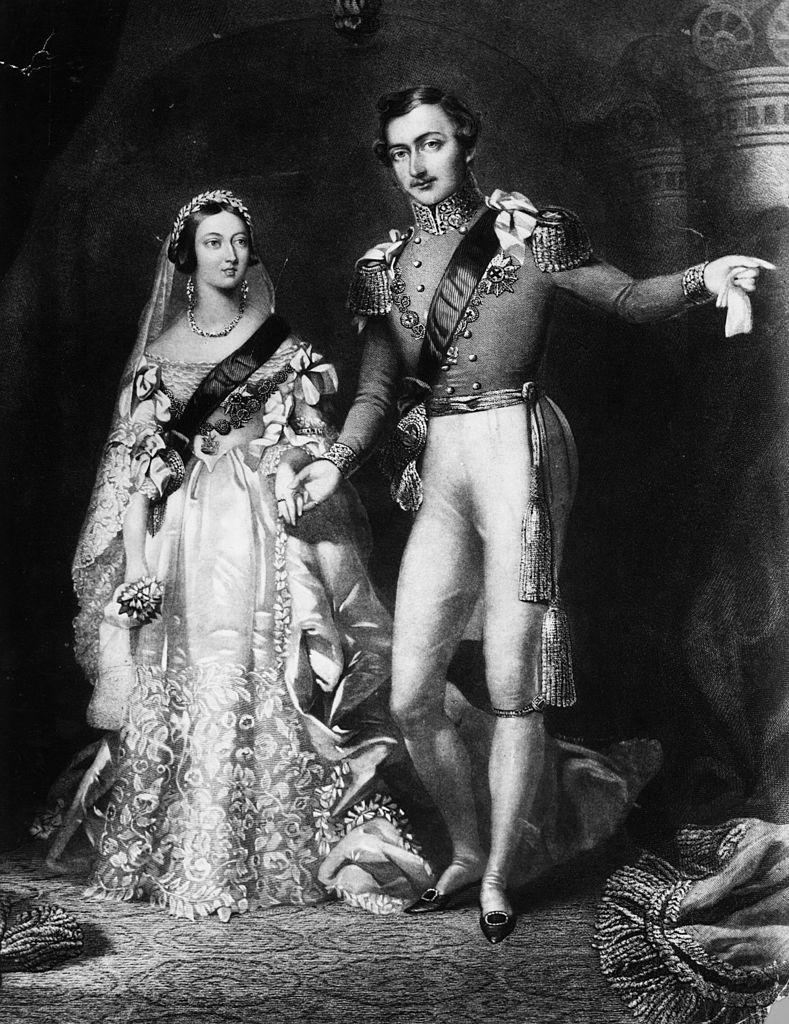 Королевские свадебные платья в истории