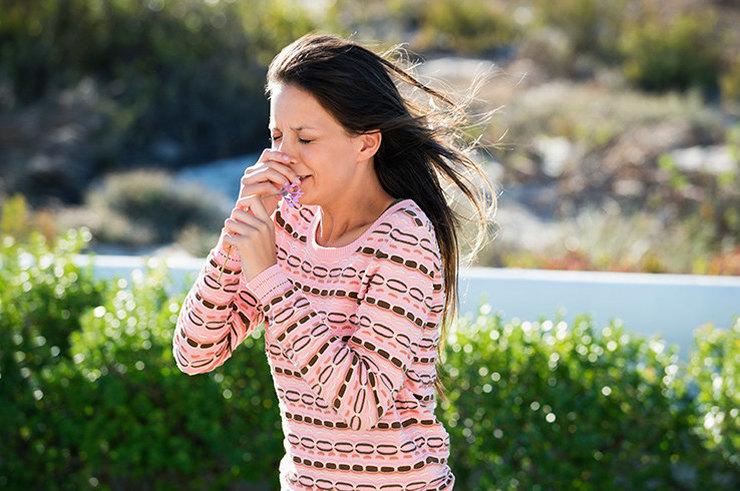 Неожиданные признаки сезонной аллергии