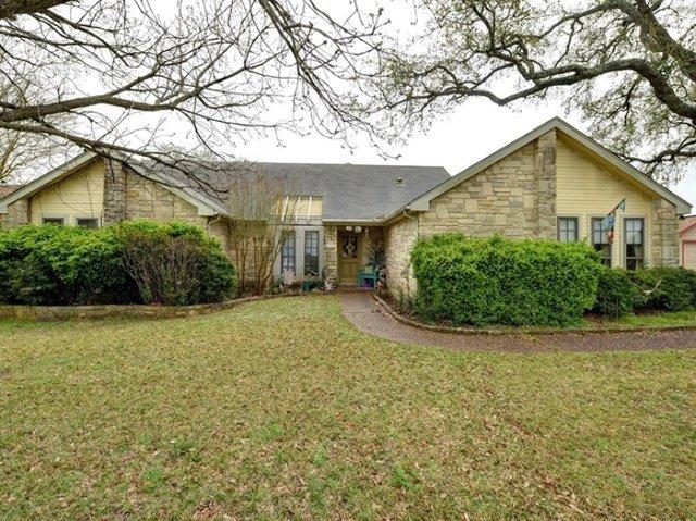 Очень странный дом выставили на продажу в Техасе
