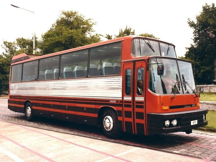 Редкие и экспериментальные модели автобусов Ikarus