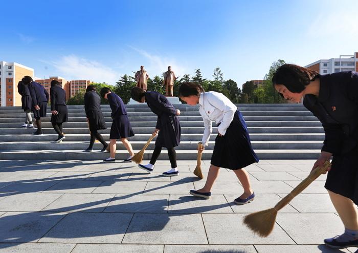 Удивительные табу и запреты в Северной Корее